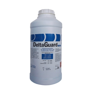 Dr. Deppe Delta Guard for medical products and medical interiors