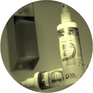 Dr. Deppe SprayIn Neu / désinfectant pour les surfaces
