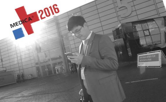 afrisante präsentiert dr. deppe laboratorium medica 2016